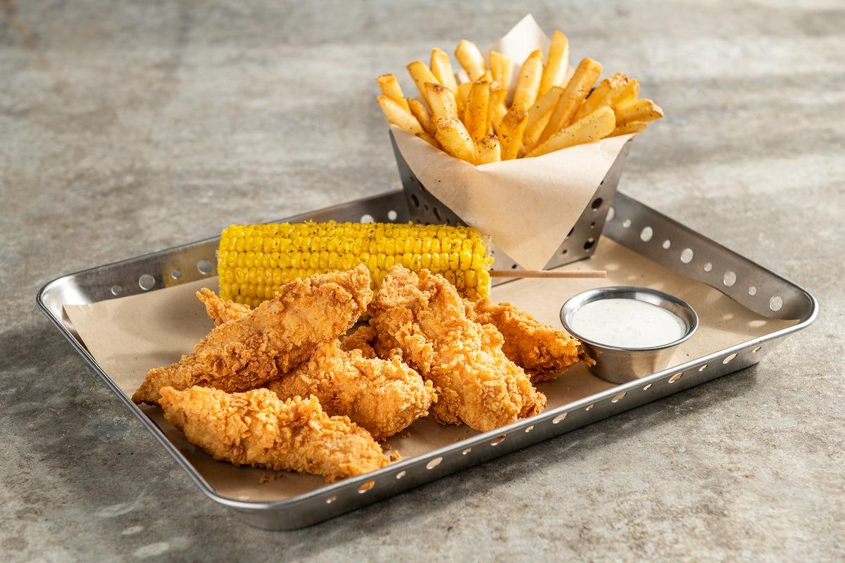 Crispy Chicken Crispers®