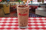 Large Chocolate Cake Shake