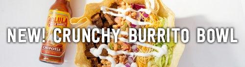 Crunchy Burrito Bowl