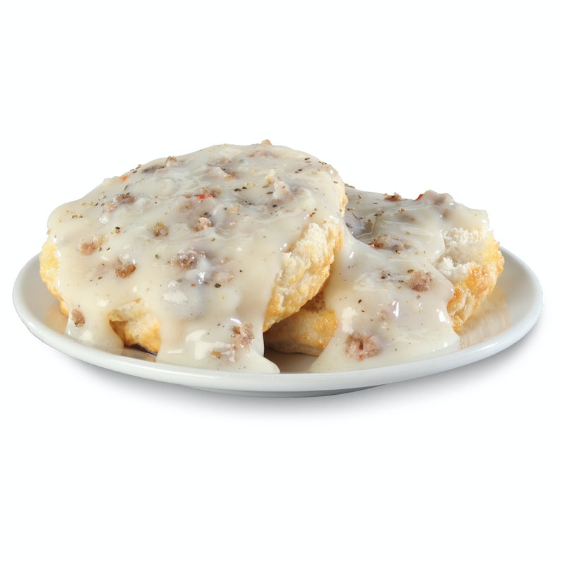 Southern Gravy Biscuit