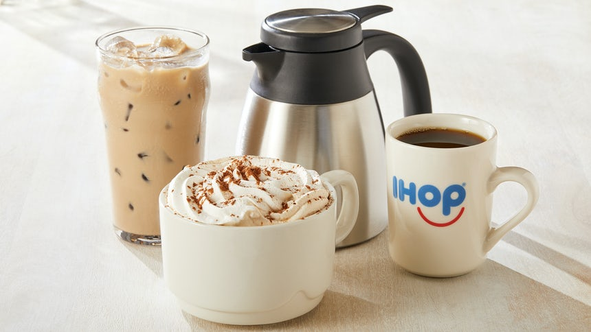 Coffee and Hot Chocolate Image