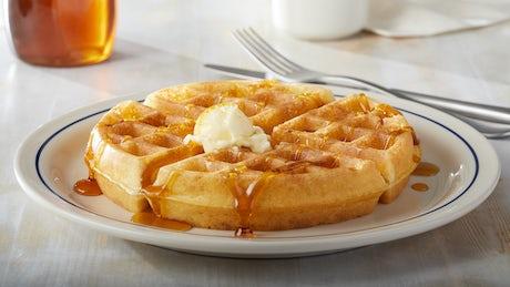 Belgian Waffle Image