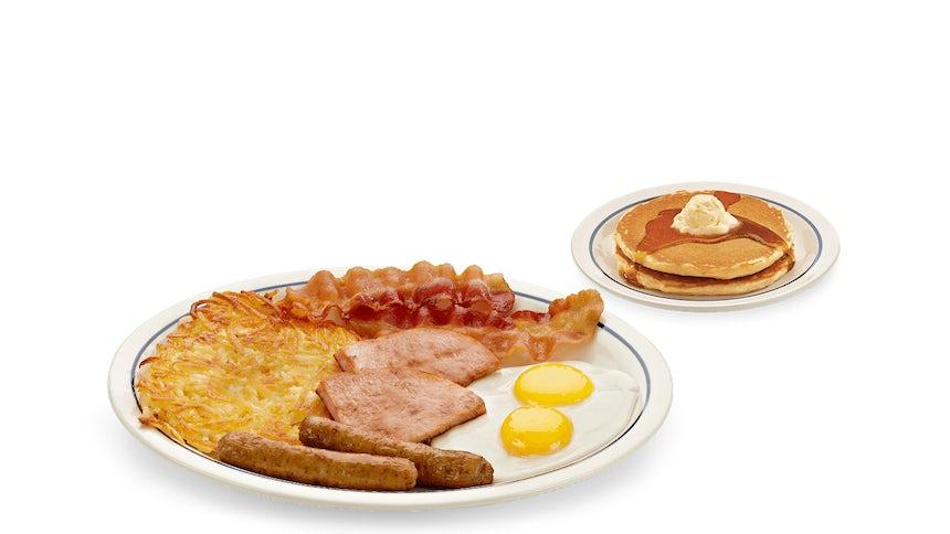 Breakfast Sampler Image