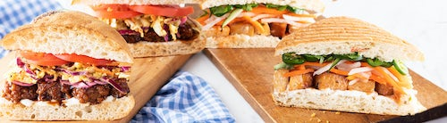 SANDWICHES: VEGAN FOR ALL