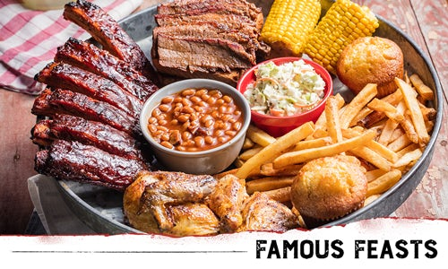Famous Feasts