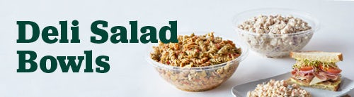 Deli Salad Bowls