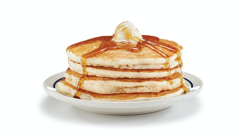 Original Gluten-Friendly Full Stack Pancakes Image