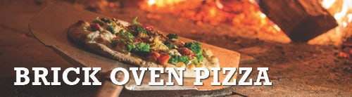 Brick Oven Pizza