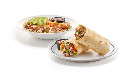 New Mexico Chicken Burrito & Bowl  Image