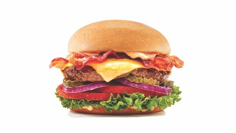 Gluten-Friendly Classic with Bacon Steakburger Image