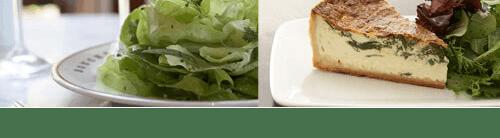 Salads & Quiche