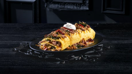 Gomez Green Chile Omelette Image