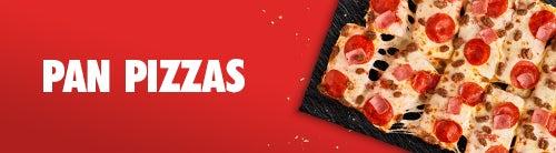 Pan Pizzas