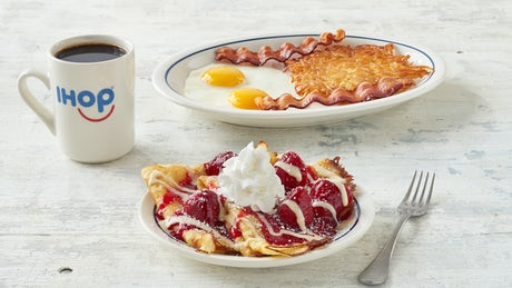Build Your Crepe Combo Image