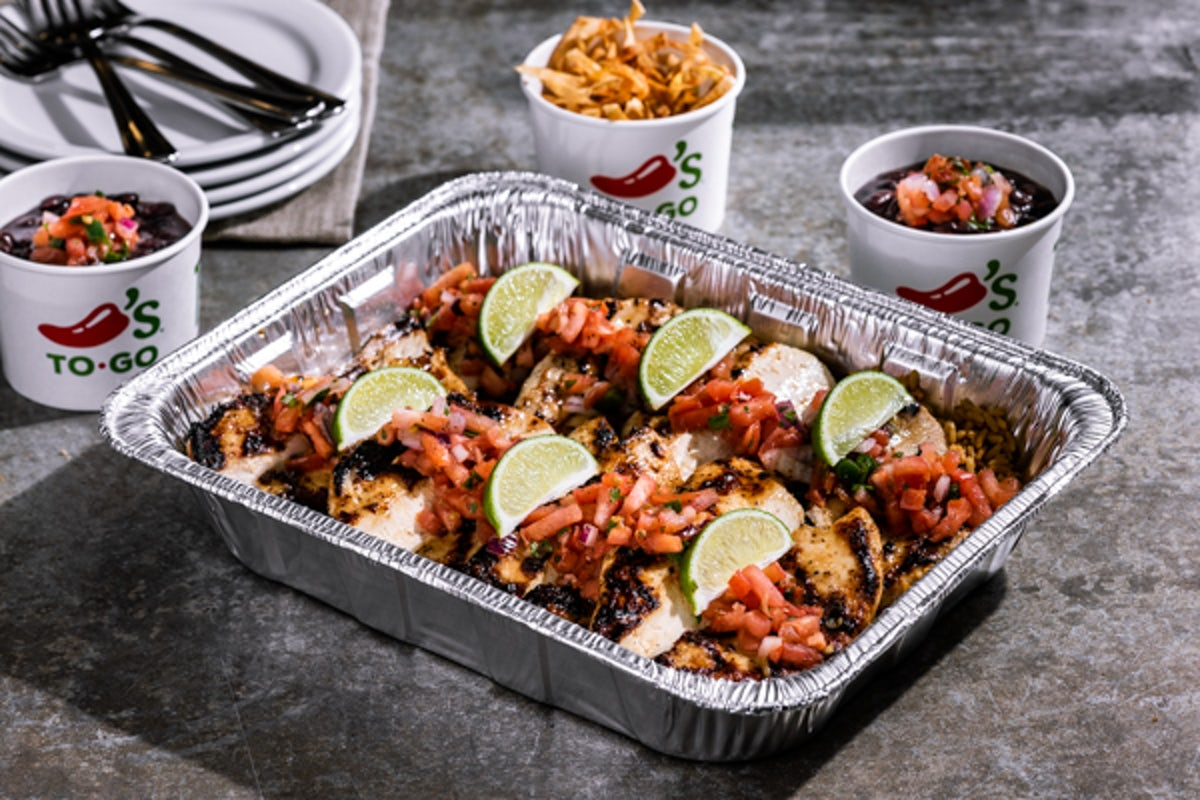 Party Platter Margarita Grilled Chicken - Large