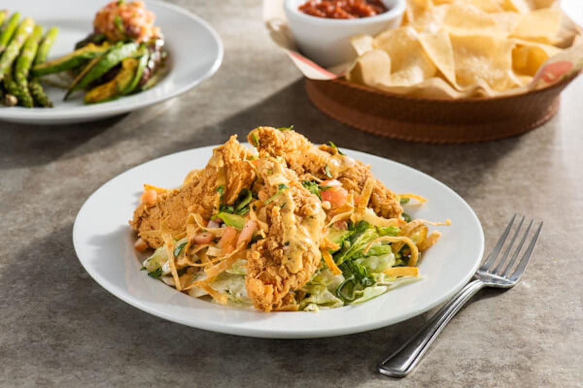 Santa Fe Crispers® Salad