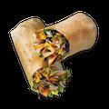 Caribbean Jerk Chicken Wrap