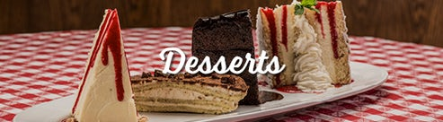 Shareable Desserts