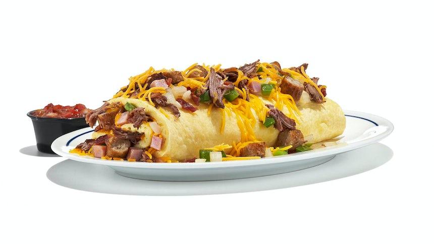 Colorado Omelette Image