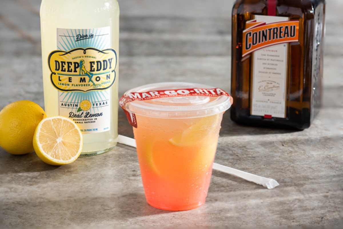 Deep Eddy® Strawberry Texas Lemonade
