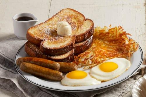 bob evans menu farmer s choice breakfast