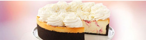 6-inch & 7-inch Whole Cheesecakes