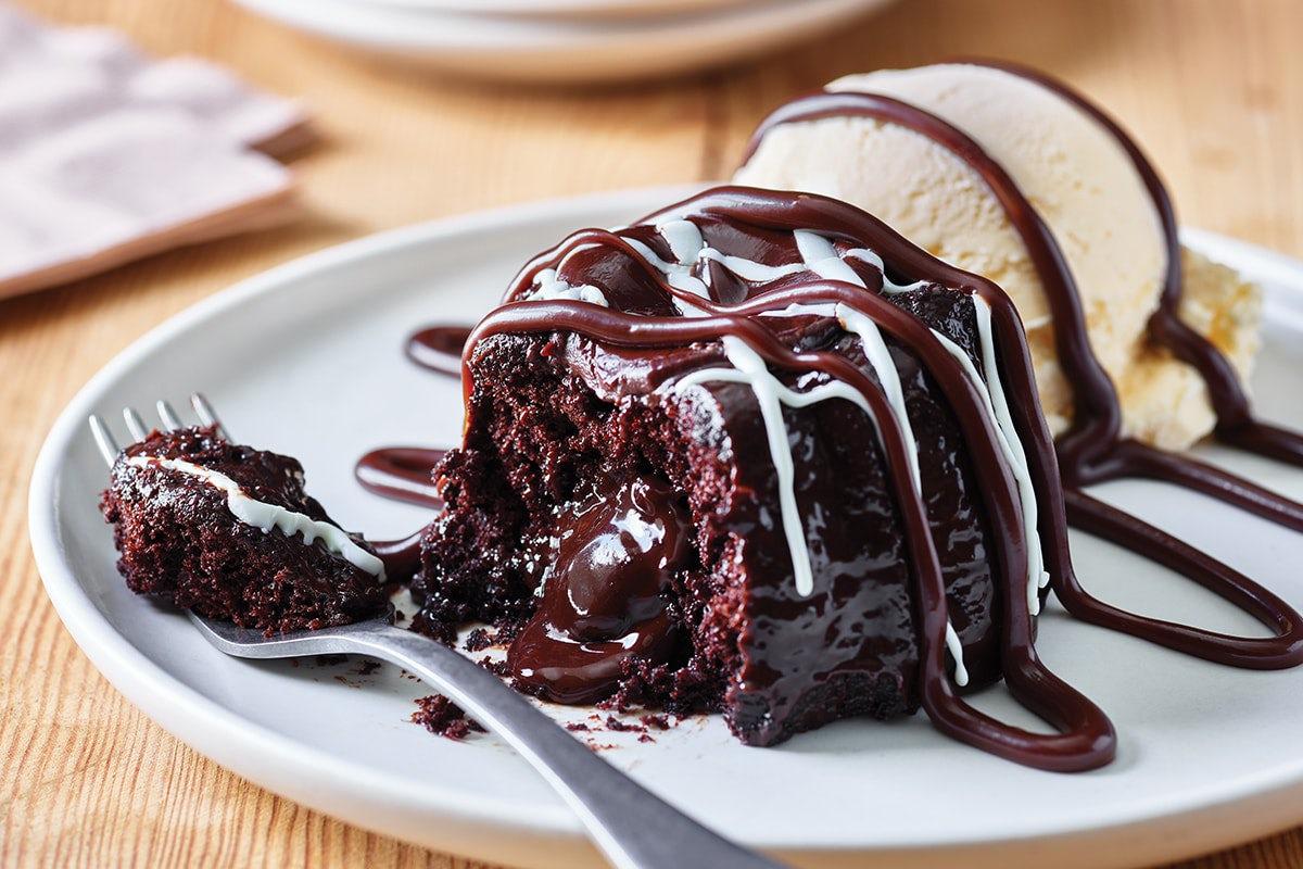 Triple Chocolate Meltdown Image