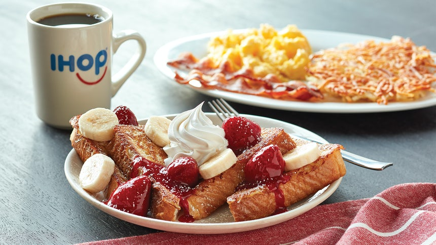 Create Your Own French Toast Combo Image