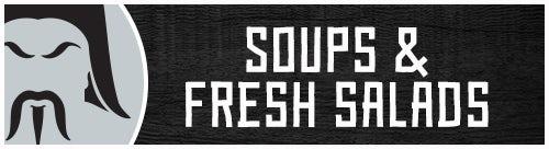 Soups & Fresh Salads