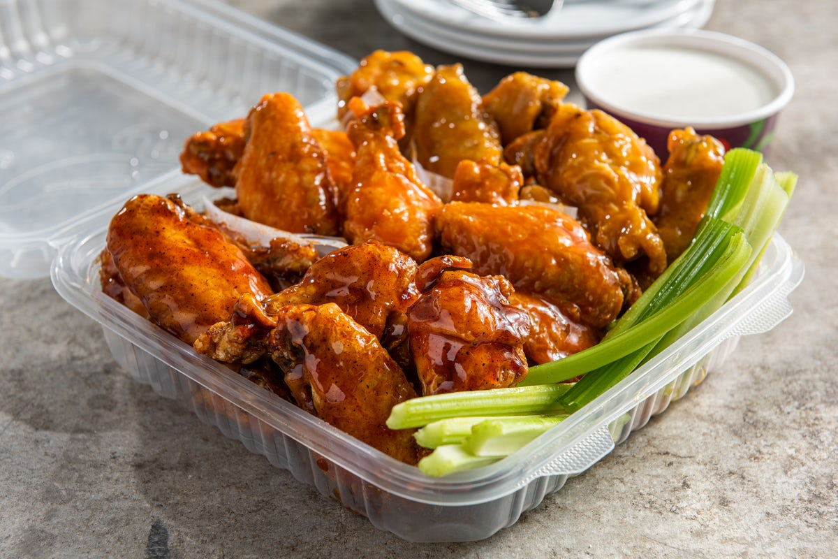 Party Platter Wings - 24 count