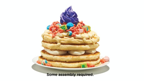 Fruity Lucky Charms™ Pancakes  Image