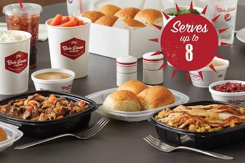 Bob Evans Christmas Dinner 2021 Bob Evans Menu Family Meals