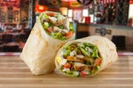 Grilled Chicken Cobb Wrap