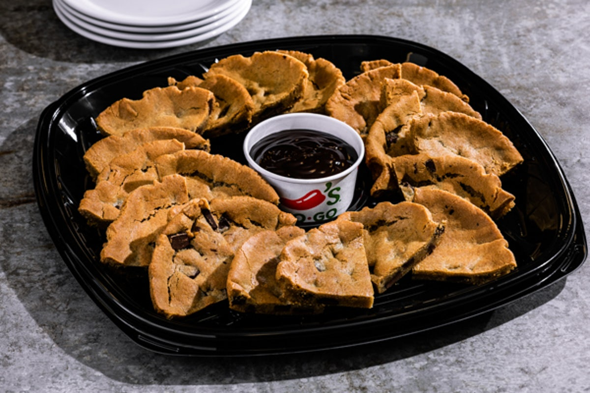 Party Platter Chocolate Chip Cookies