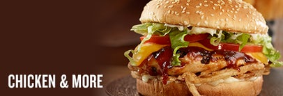 Burgers - Chicken & More