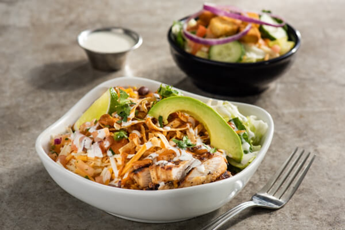 Lunch Combo - Chipotle Chicken Fresh Mex Bowl