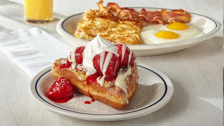 Build Your French Toast Combo Image