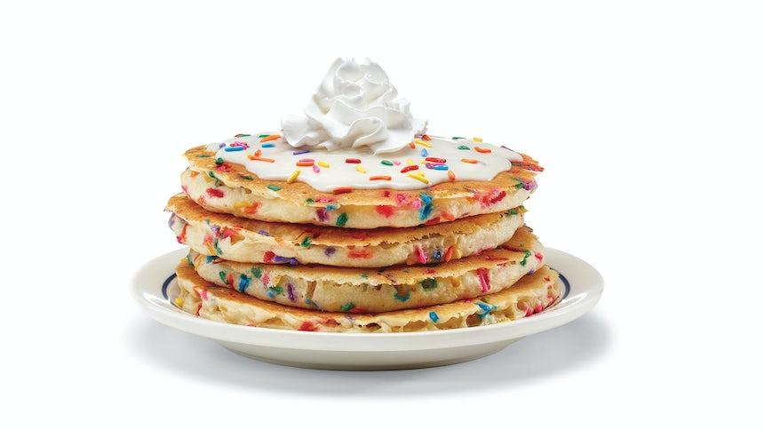 Cupcake Pancakes Image