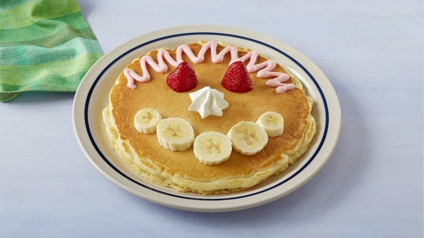 Create-A-Face Pancake® Image