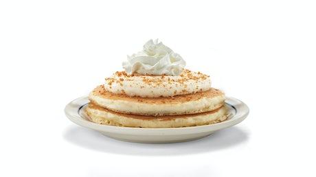 French Crème Brûlée Pancakes - Side Order Image