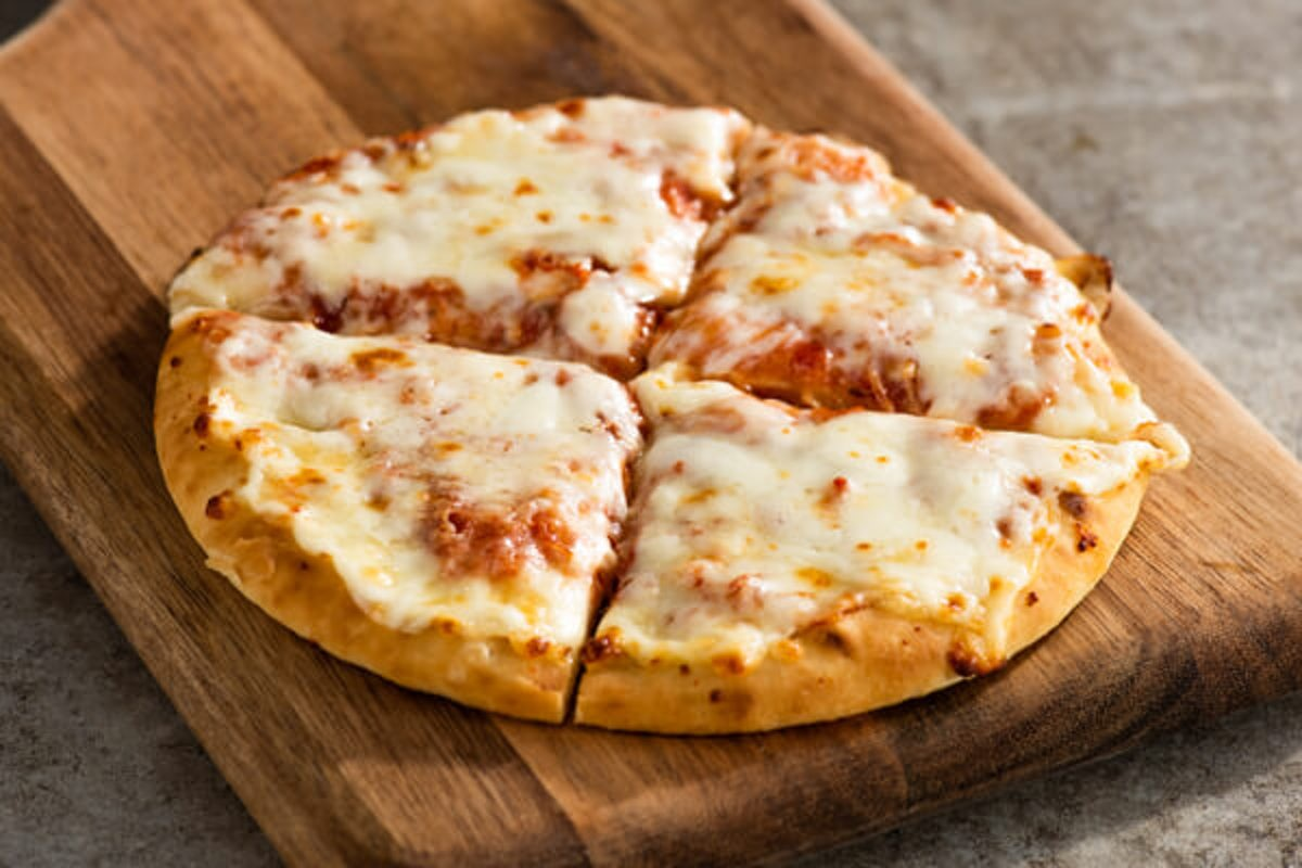 Pepper Pals® Cheese Pizza