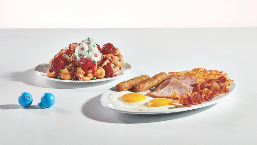 Oh What Funnel Cakes Combo Image