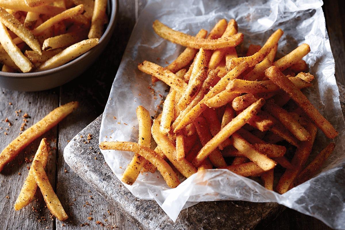 Basket of Fries Image