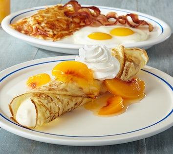 Build Your Crepe Combo
