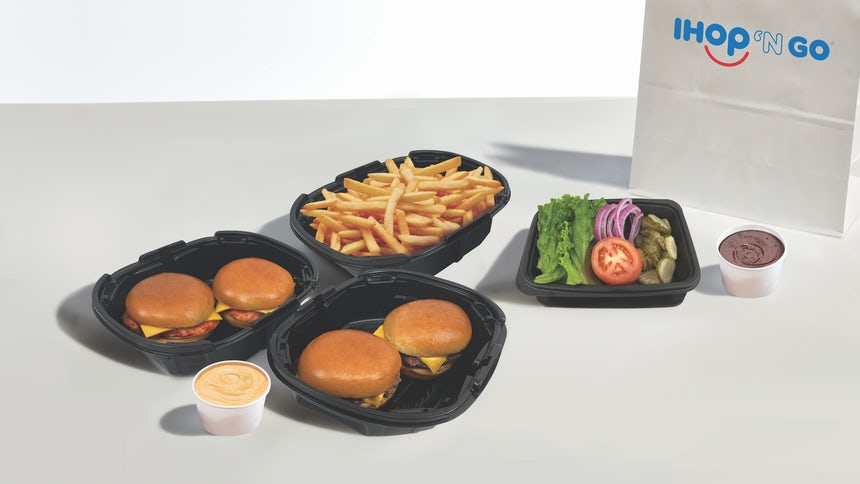 Steakburgers & Chicken Sandwiches Family Feast Image