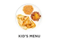 Kids' Fresh Menu