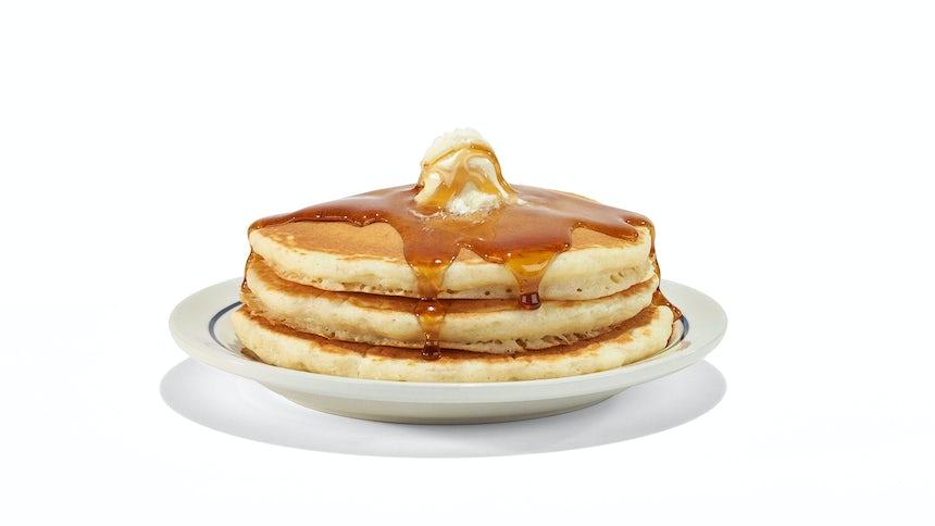 Original Buttermilk Pancakes - Short Stack Image