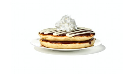 Cinn-A-Stack® Pancakes - (Side Order) Image