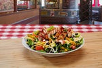 Chipotle BBQ Salad With Chicken