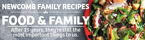 Newcomb Family Recipes